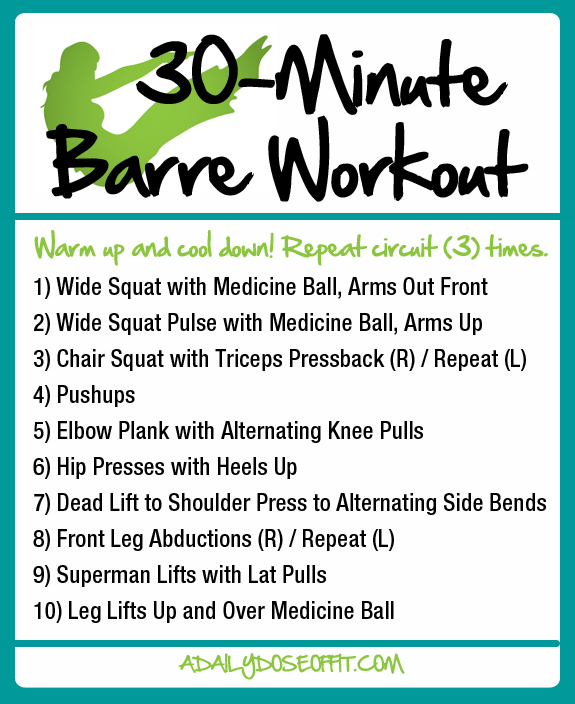 barre, workouts, easy workouts, at home workouts, fitness, exercise