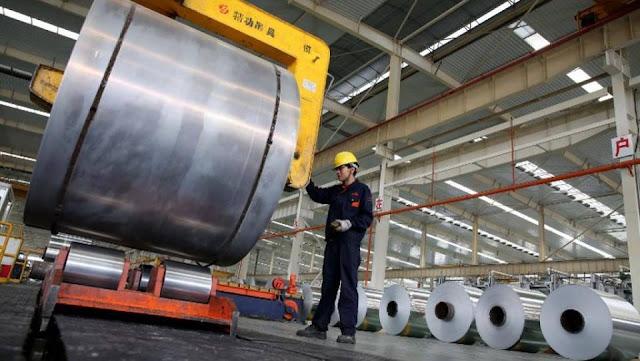 Mỹ đánh thêm thuế vào nhôm Trung Quốc
