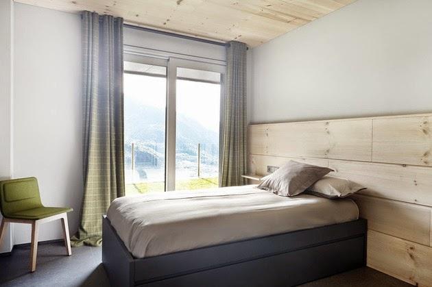 dirancang untuk membuat keseimbangan antara materi yang dipakai dan luas ruangan yan Ide Desain Interior Rumah Sederhana