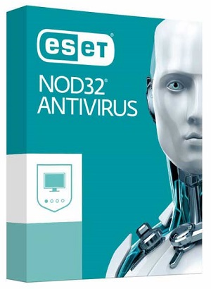ESET NOD32 Antivirus and Antispyware - Latest Version 2020