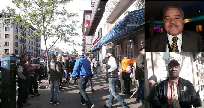 Dominicanos abarrotan cómputos en NY a la espera de resultados; delegados y JCE alaban