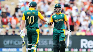 David Miller 138* - JP Duminy 115* - South Africa vs Zimbabwe Highlights - 3rd Match - ICC Cricket World Cup 2015