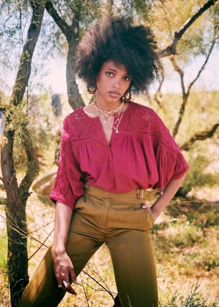 Sézane Summer 2020, Sézane Summer 2020 Collection, Sézane Capsule Collection, Sézane Lookbook, Sezane