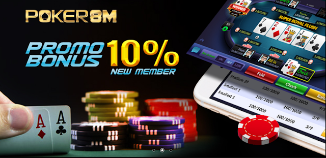 Poker8M Holdem Poker, Domino QQ, Ceme, Live Poker & Capsa Dalam 1 Web  Poker8M%2BPromo%2BBonus