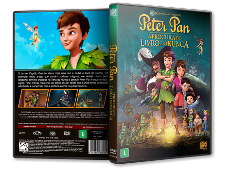 Peter Pan: À Procura do Livro do Nunca
