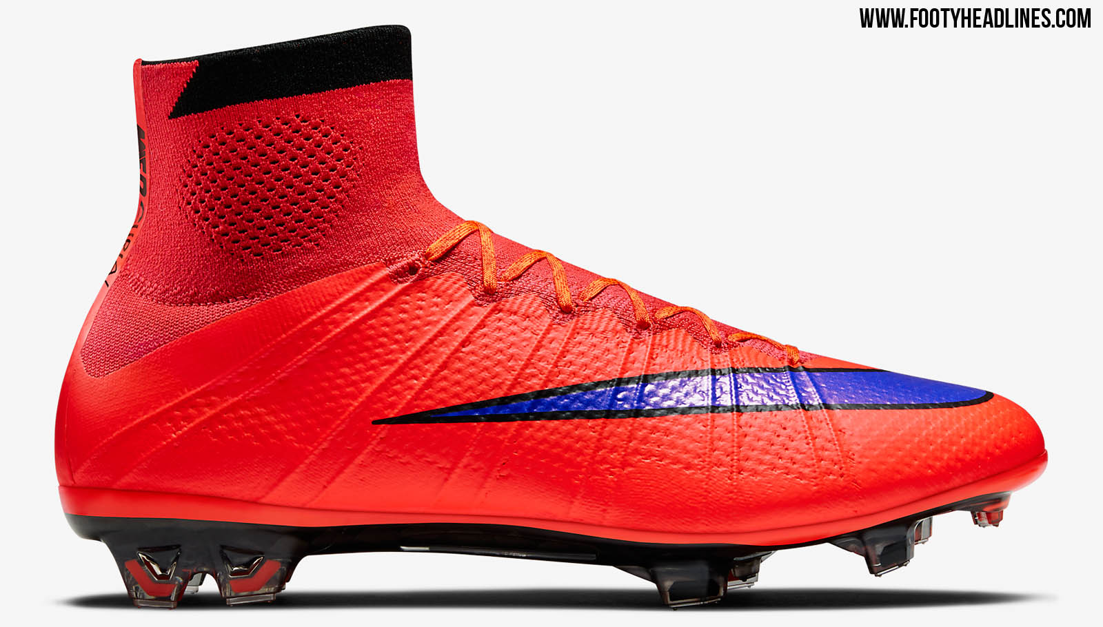 new style 6fce8 60b2c ... Nike Mercurial Superfly Red Purple Black Nike Mercurial Superfly FG ...