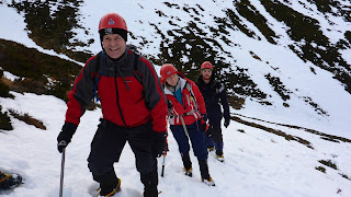 Cairngorm winter skills