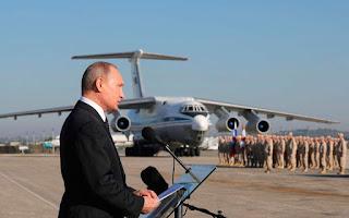 Ρωσική κάθοδος στη Μέση Ανατολή