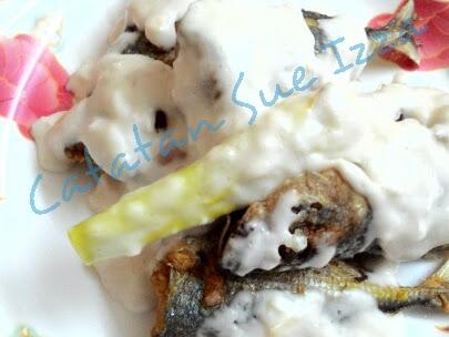 Resepi : Ikan Percik Putih Mudah dan Cepat