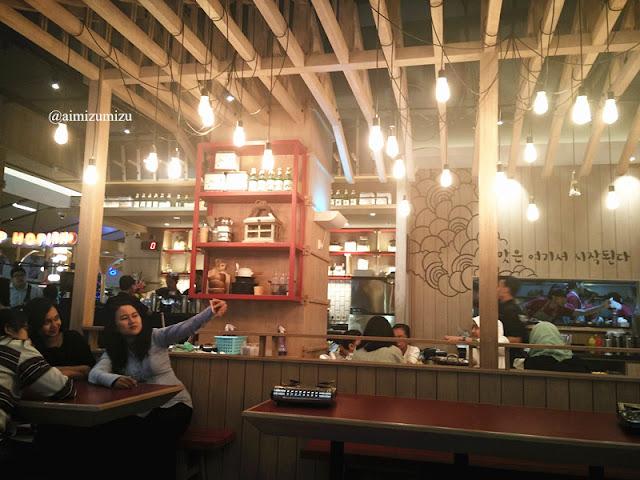 Ojju K-Food Restaurant