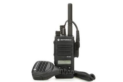 Cara Setting Radio HT Motorola Xir P8820i