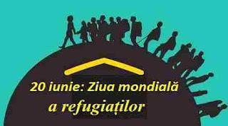20 iunie: Ziua mondială a refugiaților