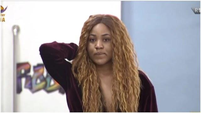 BBNaija 2020: Laycon is my enemy – Erica tells Kiddwaya