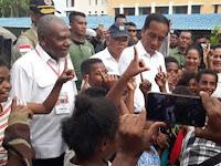 Papua; Ironi Kemenangan Mutlak Jokowi