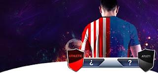 Luckia promo Athletic vs Atletico 19-25 abril 2021