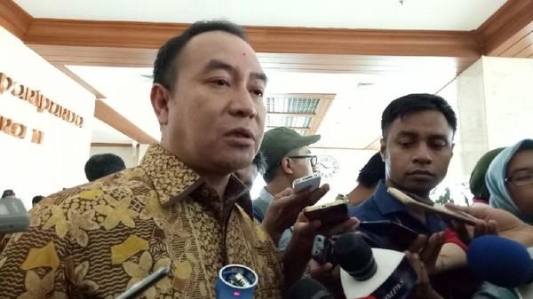 Anggota DPR Heran Terpidana Kasus Sabu 402 Kg Bisa  Lolos dari Hukuman Mati