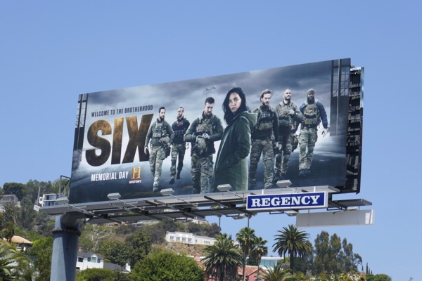 Six season 2 billboard