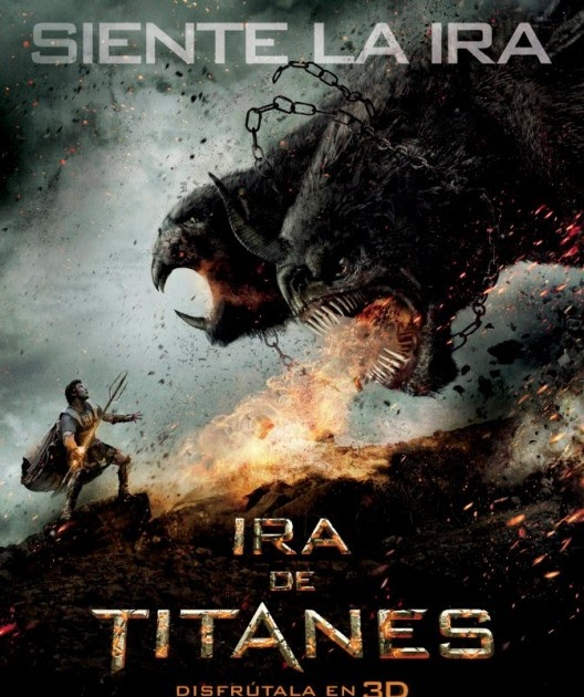 Avatar 4 2024: El Cubil De La Bestia: Wrath Of The Titans