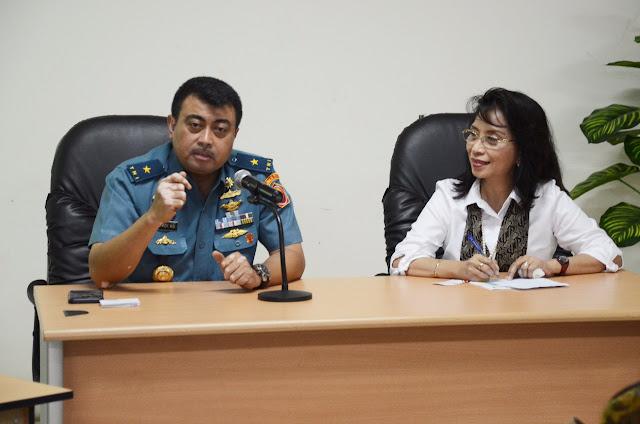 Laksma TNI Suradi Dukung Pemilikan Rumah Bagi Personel Bakamla RI
