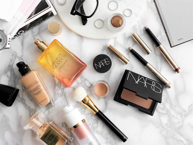 oblibena kosmetika leto 2017