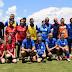 Τα κορίτσια των ΑΠΕΙΡΩΤΑΝ συμμετείχαν σε φιλικό -  μεικτό αγώνα με τους Πρωταθλητές Ευρώπης 2004 στο Αγρίνιο