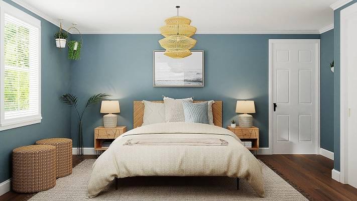 كيف تجعل أفكار الديكور البسيطة من غرفة نومك أنيقة دائما