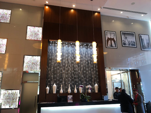 Amazing Art at the Riu Plaza New York Times Square Hotel
