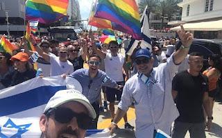 Igreja de Miami adia evento pró-Israel após cônsul comparecer à parada Gay