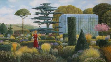 Los jardines campestres ingleses de Alan Parry