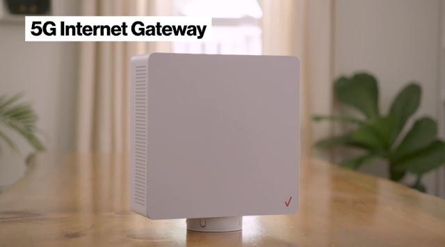 Verizon 5G gateway