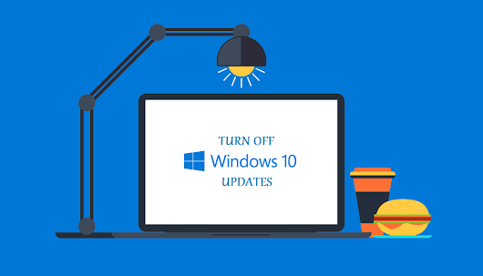 How To Turn off Windows 10 Updates - Just in Seconds