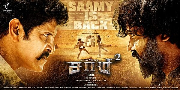 Saamy 2 2019 Hindi Dubbed 720p HDRip 800MB Download, saamy 2 Hindi dubbed movie download, saamy 2 full movie download, saamy 2 movie download, movie download tamilrockers,  sammy 2 full movie download hd,  sammy 2 full movie download in hindi dubbed, saamy 2 movie, Saamy 2, sammy 2 songs