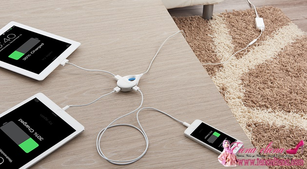 Innergie LifeHub The Best USB Charging Hubs