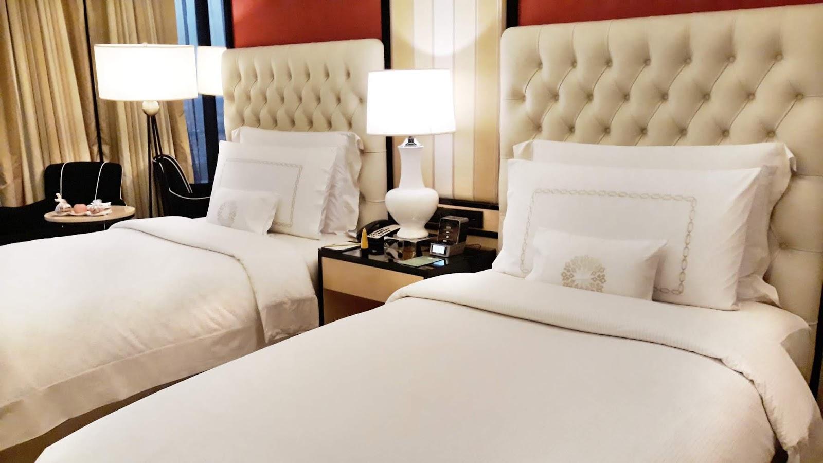 Kamar dan suite The Trans Luxury Hotel