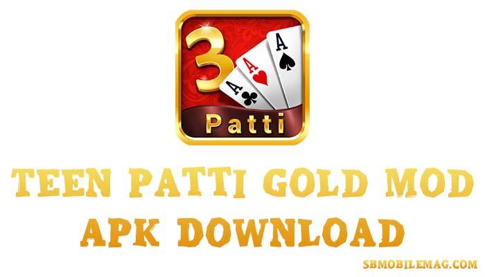 Teen Patti Gold Mod APK, Teen Patti Gold Mod APK Download 2020
