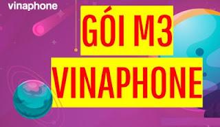 gói M3 VinaPhone