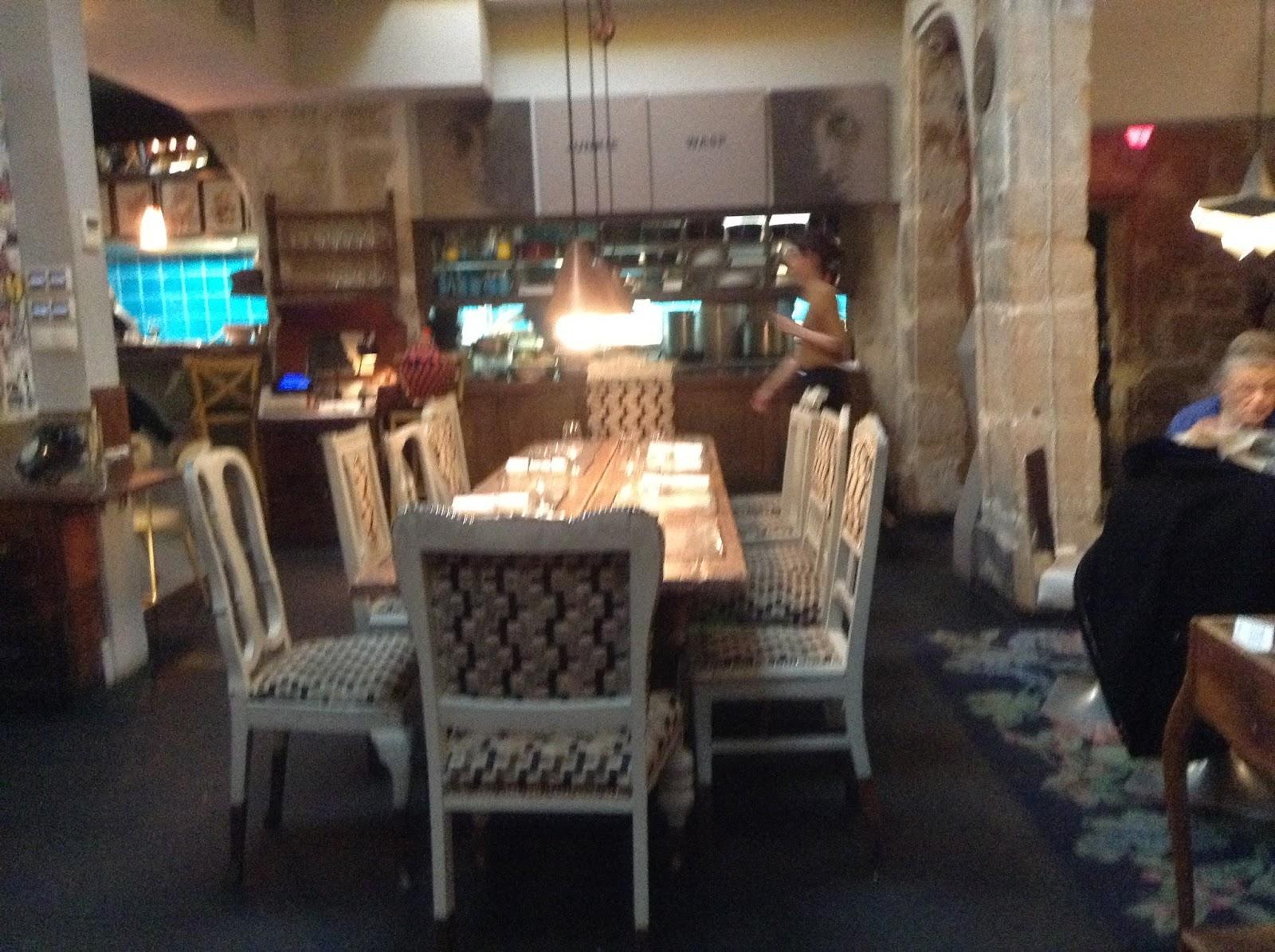 restaurante patio chico santander