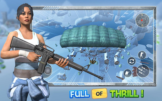 game battle royale offline android terbaik