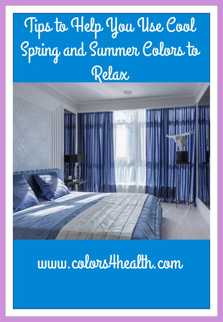 Use Blue in Bedroom for Sound Sleep
