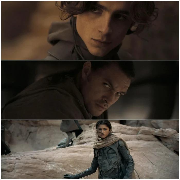Lanzan adelanto de Dune película con Timothée Chalamet
