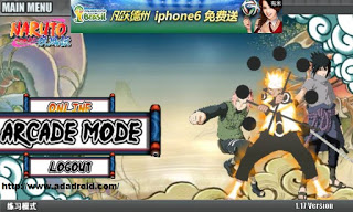 Download Naruto Senki Mod Apk for Android
