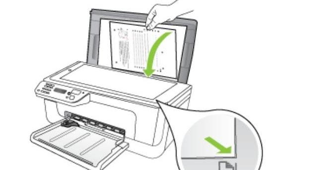 Como Escanear En Impresora Multifunci 243 N Hp Officejet 4500