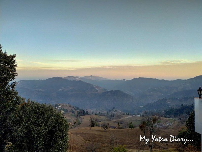 Waking up to peace at Rosewood Dhanachuli Retreat, Uttarakhand