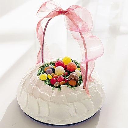 Easter Basket Cake Recipe