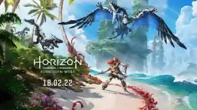 Horizon Forbidden West,Horizon Zero Dawn,
