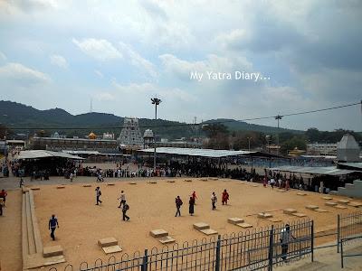 Shree VenkateshwaraTirupati Balaji Temple, Andhra Pradesh