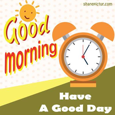sweet good morning message