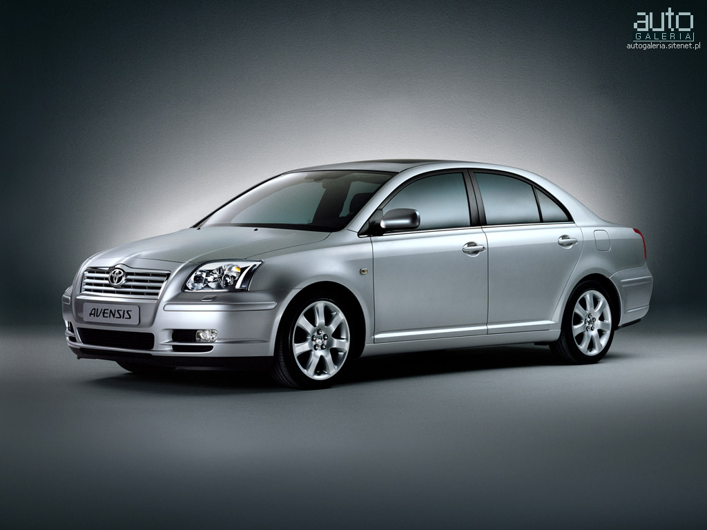 Toyota Avensis Car Review