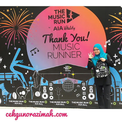 the music run,aia vitality, the music runner,