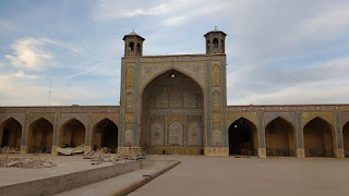 Vakil Mosque In Shiraz Iran Travel Blog